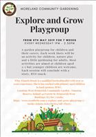 Explore and Grow Playgroup