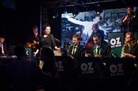 Oz Big Band featuring Leah Guelfi all the way from WA
