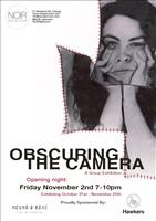 Obscuring the Camera - A group exhibition