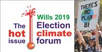 Candidates Forum for the federal seat of Wills
