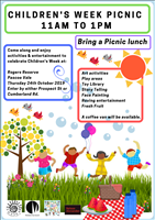 Children's Week Picnic