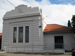 Coburg Court House external view