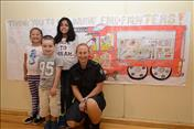 Primary school holiday program children thank fire fighters image gallery