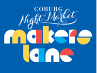 Coburg Night Market - Makers Lane