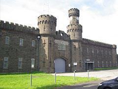 Entrance of Pentridge Prison