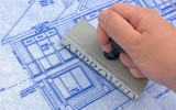 Landing image planning and building building forms