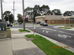 Charles & Dawson Streets, North Coburg - Roundabout -   Works Complete 2
