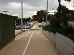 Craigieburn Shared Path Construction, Oak Park - Construction Works Completed 2