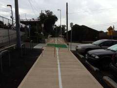 Craigieburn Shared Path Construction, Oak Park - Construction Works Completed