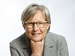 Judy Slatyer, CEO of the Australian Red Cross