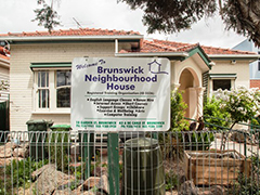 Brunswick Neighbourhood House - Garden Street