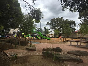 Gilmour Park upgrade