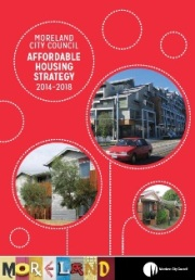 Affordable Housing Strategy 2014-2018 Coverpage