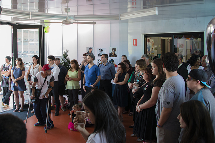 Oxygen Youth Space first birthday speeches