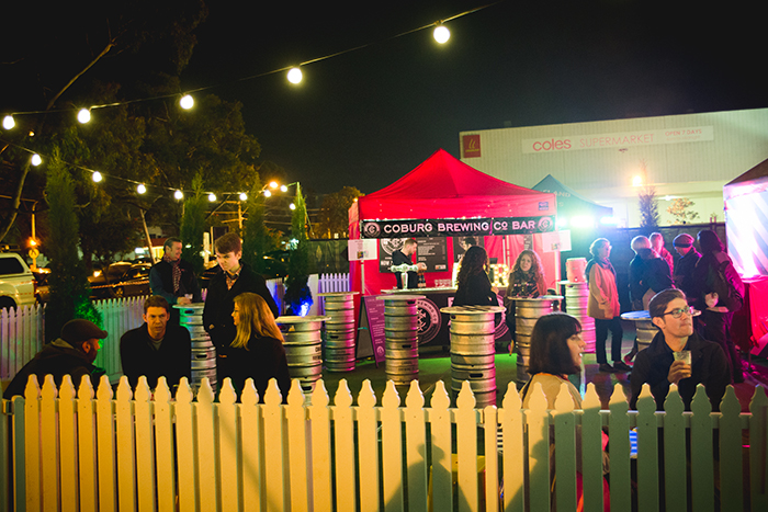 Coburg Carnivale 2016 featured a pop-up park, bar and unique performance venue, The Little Palais, an exciting range of dynamic free programming which was complemented by a ticket program of performance and music for all ages.