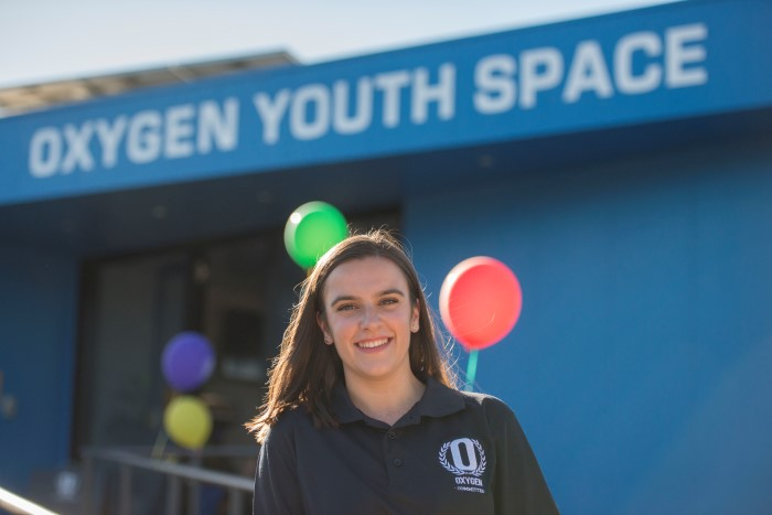 Opening of Oxygen Youth Space stages 2,3,4