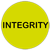 Values integrity icon