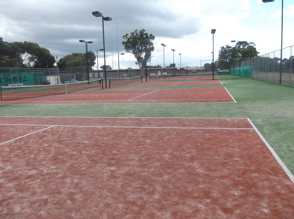 Moomba Park Tennis Club